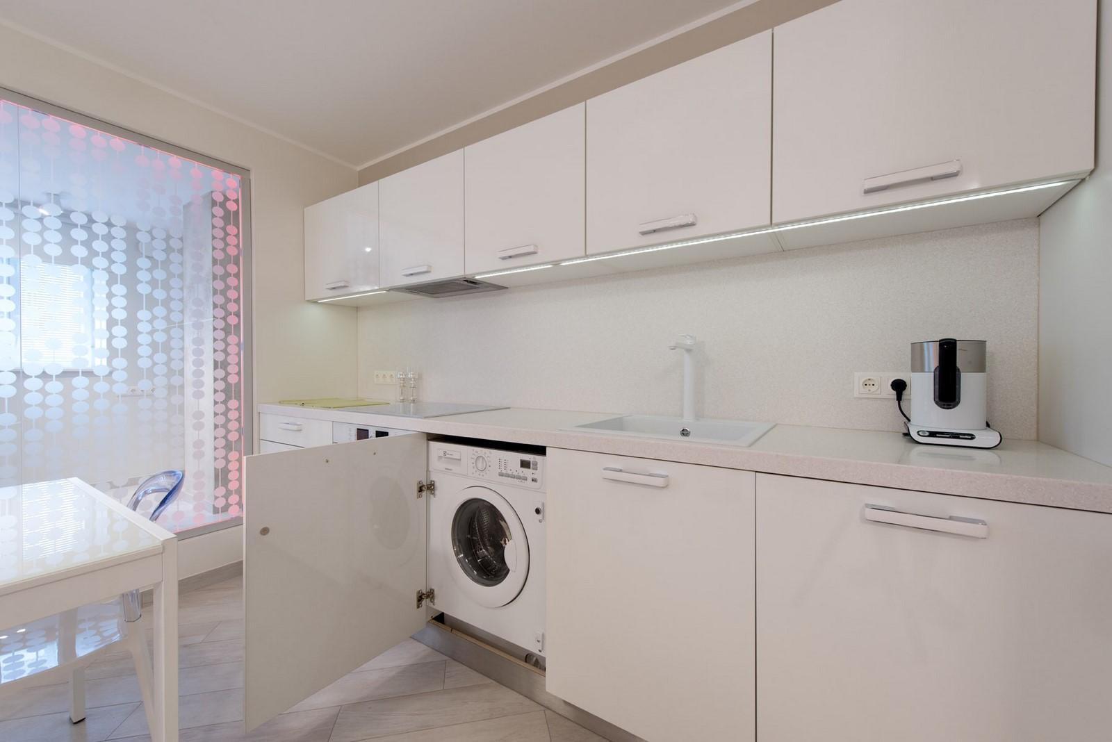 Кухонная мебель. Квартира в Таллинне
