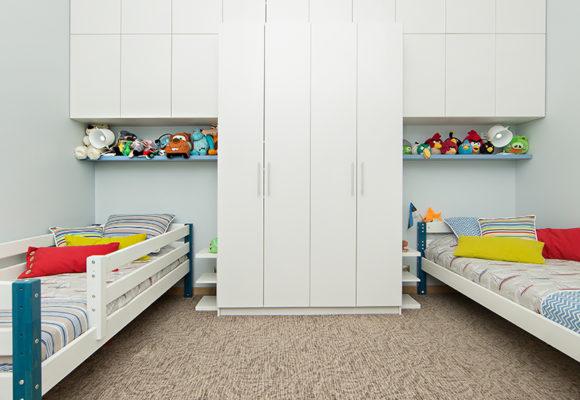 Детская для мальчиков. Частный дом в Таллинне