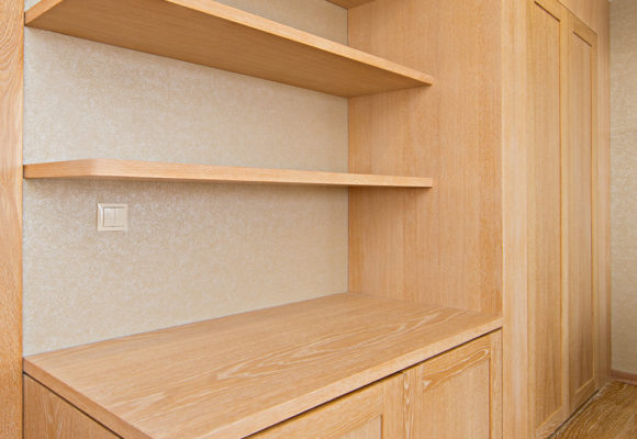 Мебель в кабинет. Частный дом