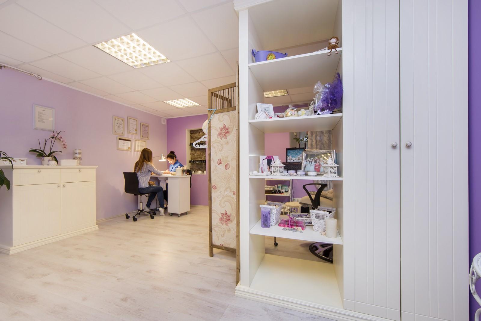 Kosmeetikasalongi mööbel